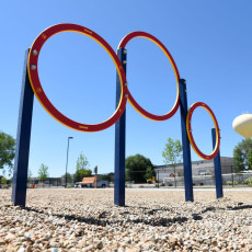 The Storey Bark Park Dog Park in Meridian ID
