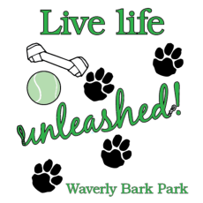 Waverly PetSafe Bark Park in Waverly Iowa