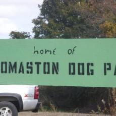 Thomaston Dog Park in Thomaston MA