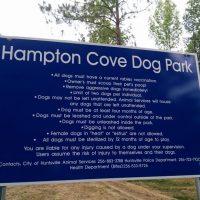 Hampton Cove Dog Park