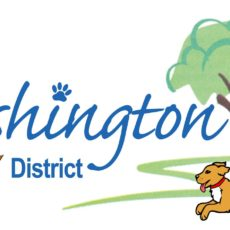 "Washington ""Bark"" District Off-Leash Dog Park at Meadow Valley Park"