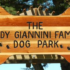 Jody Giannini Family Dog Park Morro Bay, CA