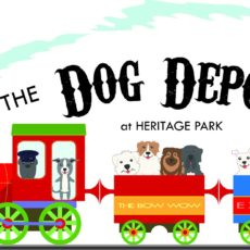 The Dog Depot at Heritage Park Dog Park in Gainesville TX