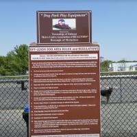 Edison-Metuchen Dog Park