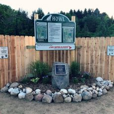 Homestead Howl Dog Park in Germantown, WI