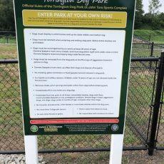City of Torrington Dog Park