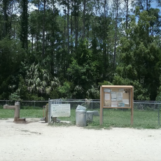 The Dog Park at Palmetto Islands County Park - Mount Pleasant SC