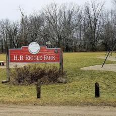 Riggle Park Dog Park - Dog Park in Cedar Springs, MI
