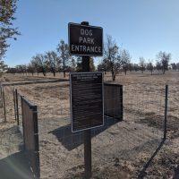 Grasslands Regional Park Dog Park