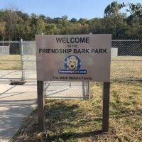 Friendship Bark Park